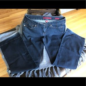Limited Edition Banana Republic Wide Leg Jeans